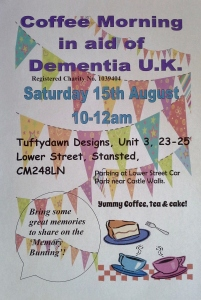Dementia UK poster