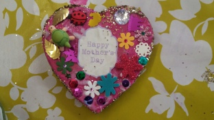 Decoupage Heart 1