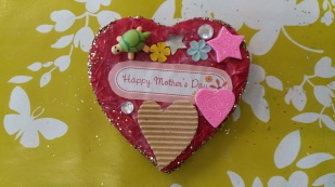 Decoupage Heart 2