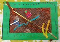 Fishy Weaving by Alice