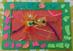 Fishy Weaving by Chloe
