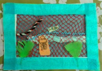 Fishy Weaving by Erin